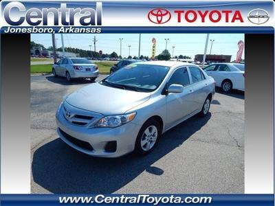 2012 Toyota Corolla Sedan for sale in Jonesboro for $22,995 with 34,866 miles.