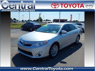 2012 Toyota Camry XLE Sedan for sale in Jonesboro for $26,995 with 1,881 miles.