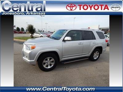 2011 Toyota 4Runner SR5 SUV for sale in Jonesboro for $28,995 with 44,269 miles.