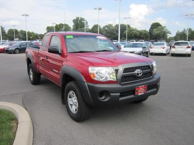 2011 Toyota Tacoma Access Cab Extended Cab Pickup for sale in Cicero for $25,995 with 46,242 miles.