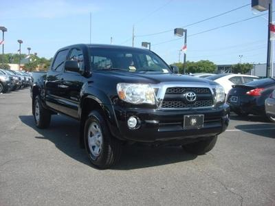2011 Toyota Tacoma Double Cab Crew Cab Pickup for sale in Virginia Beach for $23,950 with 59,561 miles.