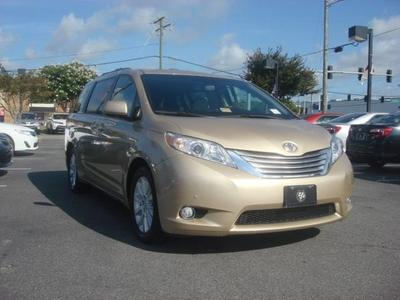 2011 Toyota Sienna Base Minivan for sale in Virginia Beach for $29,519 with 75,824 miles.