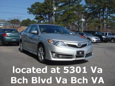 2013 Toyota Camry Sedan for sale in Virginia Beach for $23,478 with 7,711 miles.