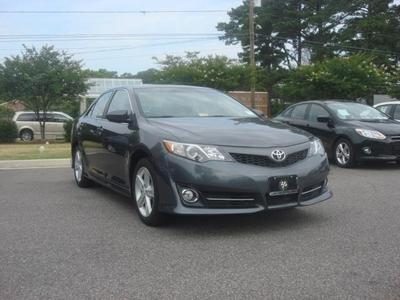 2013 Toyota Camry Sedan for sale in Virginia Beach for $20,990 with 21,356 miles.
