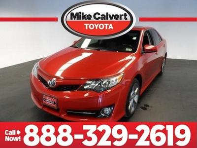2012 Toyota Camry SE Sedan for sale in Houston for $21,695 with 25,320 miles.