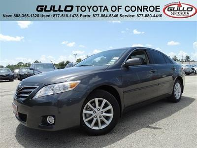 2011 Toyota Camry XLE Sedan for sale in Conroe for $20,489 with 31,133 miles.