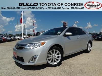 2012 Toyota Camry XLE Sedan for sale in Conroe for $18,892 with 46,867 miles.