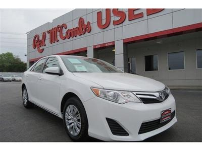 2014 Toyota Camry Sedan for sale in San Antonio for $18,862 with 17,621 miles.