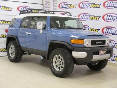 2013 Toyota FJ Cruiser Base SUV for sale in El Paso for $38,995 with 38,070 miles.