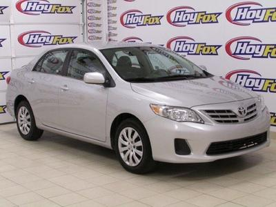 2013 Toyota Corolla LE Sedan for sale in El Paso for $18,995 with 33,846 miles.