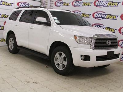 2013 Toyota Sequoia SUV for sale in El Paso for $39,995 with 39,898 miles.