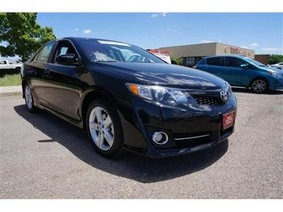 2013 Toyota Camry Sedan for sale in Grand Junction for $23,995 with 10,892 miles.