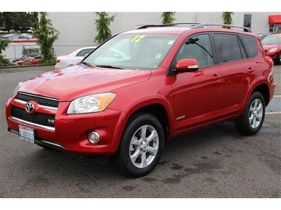 2012 Toyota RAV4 Limited SUV for sale in Idaho Falls for $27,995 with 17,170 miles.