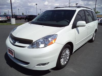 2010 Toyota Sienna XLE Minivan for sale in Idaho Falls for $26,995 with 62,510 miles.