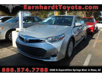 2013 Toyota Avalon Sedan for sale in Mesa for $27,984 with 21,624 miles.