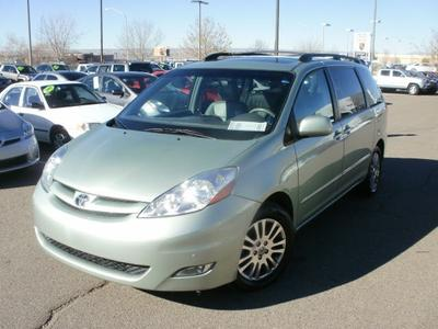 2009 Toyota Sienna XLE Minivan for sale in Albuquerque for $24,999 with 80,926 miles.