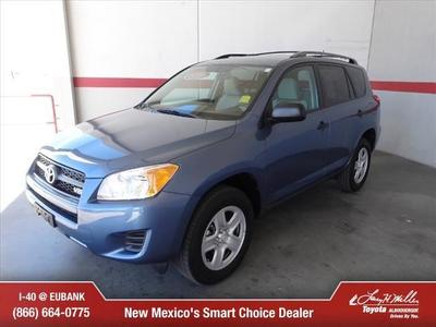 2012 Toyota RAV4 Base SUV for sale in Albuquerque for $24,750 with 5,193 miles.