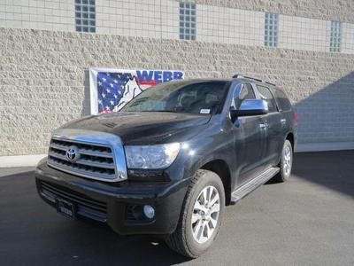 2011 Toyota Sequoia Limited SUV for sale in Farmington for $41,988 with 46,312 miles.