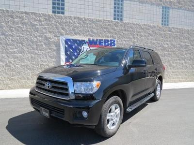 2013 Toyota Sequoia SUV for sale in Farmington for $39,788 with 24,902 miles.