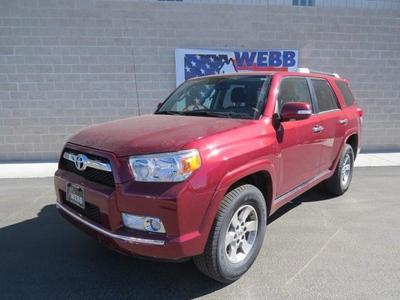 2013 Toyota 4Runner SUV for sale in Farmington for $32,888 with 23,462 miles.
