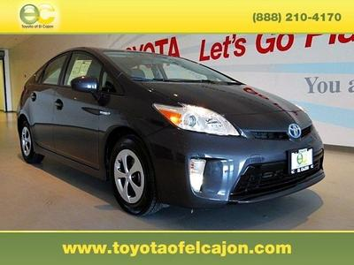 2013 Toyota Prius Hatchback for sale in El Cajon for $21,985 with 33,085 miles.