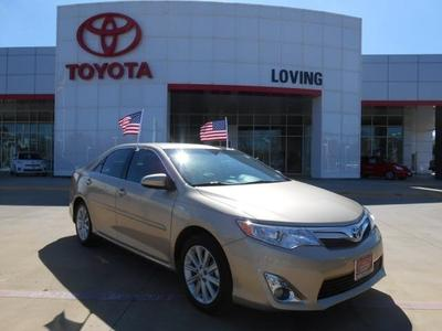 2012 Toyota Camry Hybrid XLE Sedan for sale in Lufkin for $27,995 with 12,633 miles.