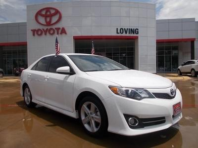 2013 Toyota Camry Sedan for sale in Lufkin for $20,995 with 23,548 miles.