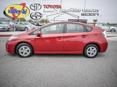 2012 Toyota Prius Two Hatchback for sale in Victorville for $17,998 with 42,050 miles.