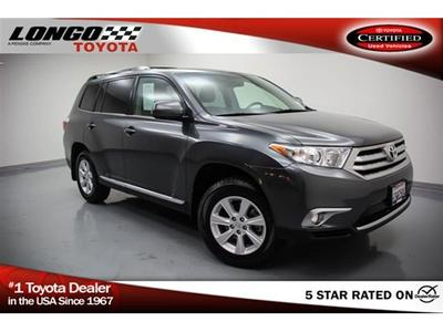 2011 Toyota Highlander Base SUV for sale in San Bernardino for $24,999 with 37,330 miles.