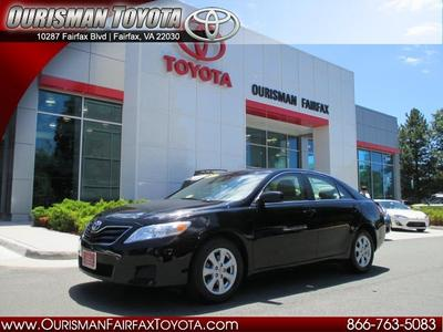 2011 Toyota Camry LE Sedan for sale in Fairfax for $15,445 with 45,148 miles.