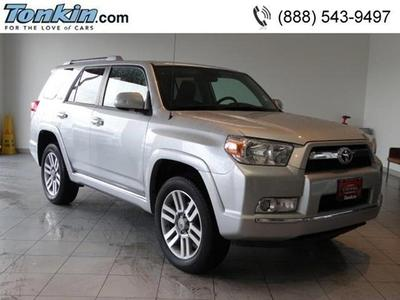 2010 Toyota 4Runner Limited SUV for sale in Portland for $34,285 with 33,282 miles.