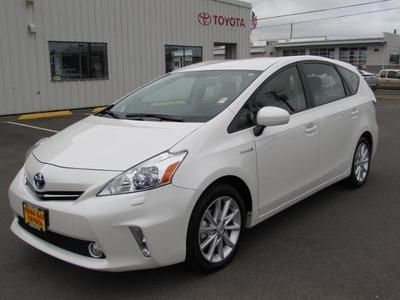 2012 Toyota Prius V Five Wagon for sale in Coos Bay for $25,460 with 16,810 miles.