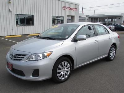 2013 Toyota Corolla LE Sedan for sale in Coos Bay for $15,792 with 37,779 miles.