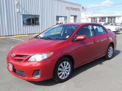 2012 Toyota Corolla LE Sedan for sale in Coos Bay for $14,868 with 37,413 miles.