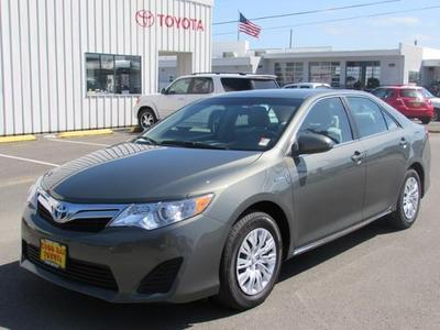 2013 Toyota Camry Hybrid Sedan for sale in Coos Bay for $23,987 with 20,214 miles.
