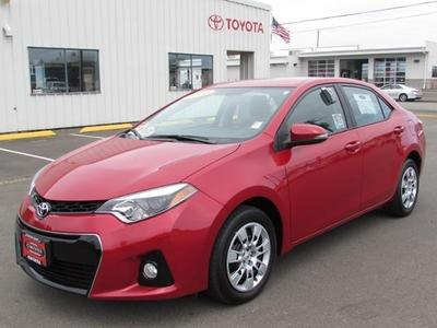 2014 Toyota Corolla Sedan for sale in Coos Bay for $16,635 with 25,131 miles.
