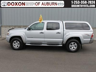 2009 Toyota Tacoma Double Cab Crew Cab Pickup for sale in Auburn for $29,510 with 45,281 miles.