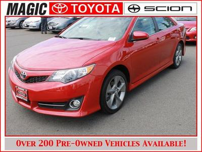 2013 Toyota Camry Sedan for sale in Edmonds for $27,990 with 5,681 miles.