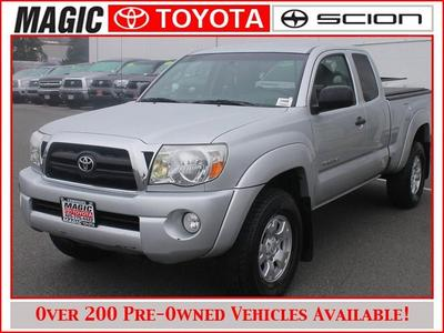 2008 Toyota Tacoma Access Cab Extended Cab Pickup for sale in Edmonds for $20,995 with 65,537 miles.