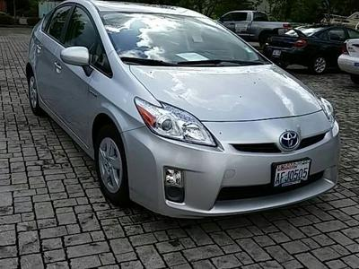 2011 Toyota Prius II Hatchback for sale in Vancouver for $28,524 with 25,060 miles.