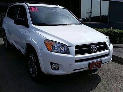 2012 Toyota RAV4 Sport SUV for sale in Vancouver for $24,961 with 46,400 miles.