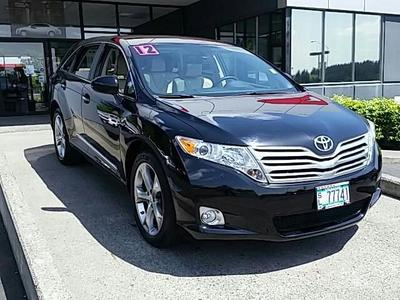 2012 Toyota Venza Limited SUV for sale in Vancouver for $30,948 with 17,865 miles.