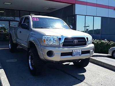 2008 Toyota Tacoma Access Cab Extended Cab Pickup for sale in Vancouver for $20,742 with 75,106 miles.