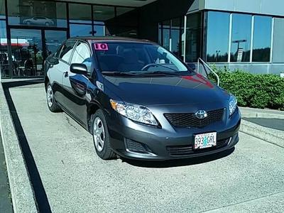 2010 Toyota Corolla Sedan for sale in Vancouver for $13,992 with 46,807 miles.