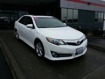 2013 Toyota Camry Sedan for sale in Vancouver for $26,281 with 10,132 miles.