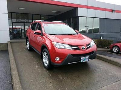 2013 Toyota RAV4 SUV for sale in Vancouver for $25,994 with 23,819 miles.