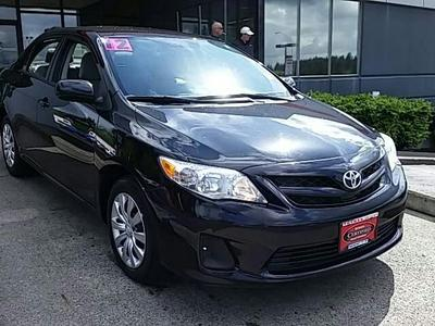 2012 Toyota Corolla LE Sedan for sale in Vancouver for $14,548 with 35,815 miles.