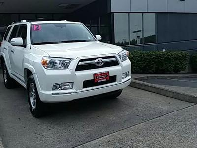 2012 Toyota 4Runner SR5 SUV for sale in Vancouver for $35,242 with 18,450 miles.
