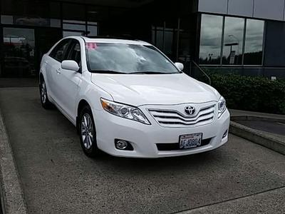 2011 Toyota Camry XLE Sedan for sale in Vancouver for $20,994 with 32,148 miles.