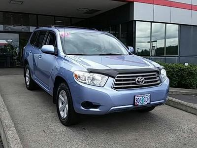 2010 Toyota Highlander SUV for sale in Vancouver for $20,892 with 79,348 miles.
